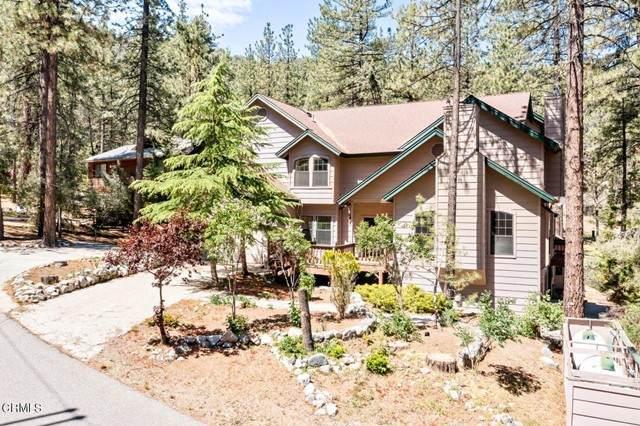 2117 Cypress Way, Pine Mountain Club, CA 93222 (#P1-4776) :: Berkshire Hathaway HomeServices California Properties