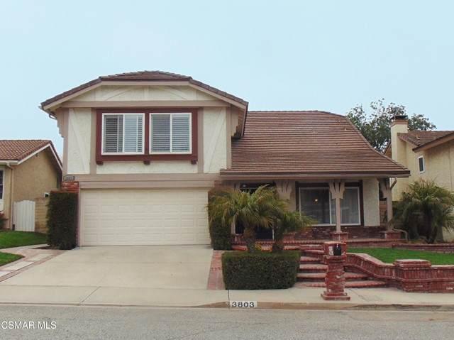 3803 Calle Posadas, Newbury Park, CA 91320 (#221002639) :: Rogers Realty Group/Berkshire Hathaway HomeServices California Properties