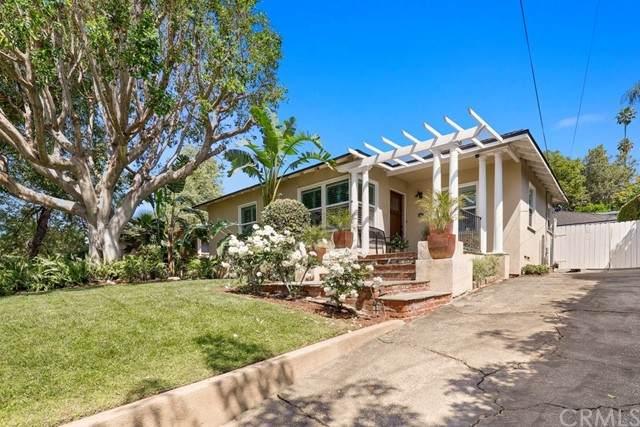 1027 Marcheta Street, Altadena, CA 91001 (#PF21105510) :: Rogers Realty Group/Berkshire Hathaway HomeServices California Properties