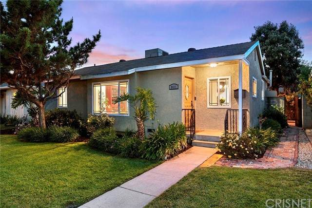 5411 Willis Avenue, Sherman Oaks, CA 91411 (#SR21105071) :: Rogers Realty Group/Berkshire Hathaway HomeServices California Properties