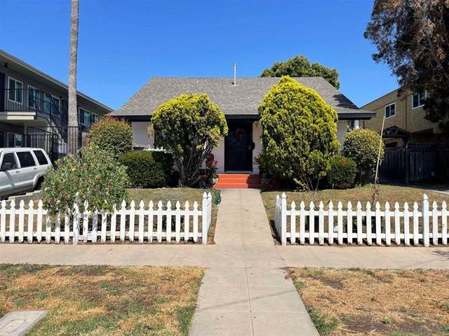 4341 Hamilton St, San Diego, CA 92104 (#210013255) :: Steele Canyon Realty