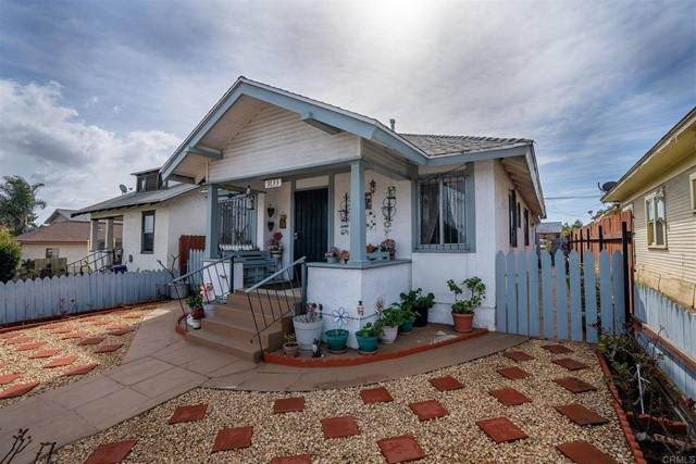3133 Logan Avenue, San Diego, CA 92113 (#PTP2103357) :: Rogers Realty Group/Berkshire Hathaway HomeServices California Properties