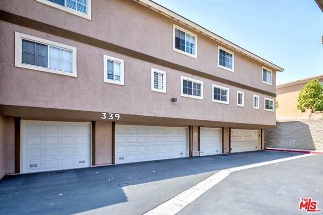 339 S Van Buren Street F, Placentia, CA 92870 (#21733182) :: The Miller Group