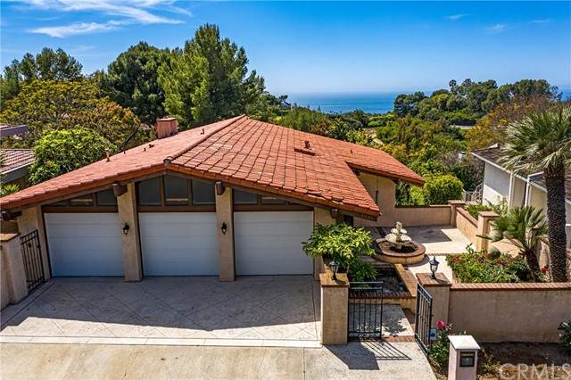 1921 Via Estudillo, Palos Verdes Estates, CA 90274 (#SB21105556) :: Millman Team