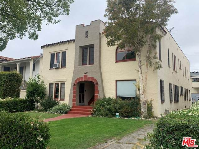 1471 S Sherbourne Drive, Los Angeles (City), CA 90035 (#21732206) :: Rogers Realty Group/Berkshire Hathaway HomeServices California Properties