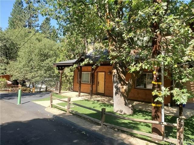 32758 Badger Lane, Arrowbear, CA 92382 (#EV21105827) :: Steele Canyon Realty