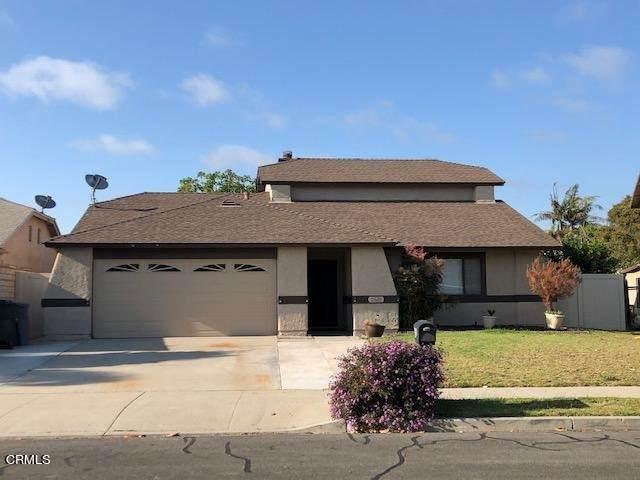 2531 Taffrail Ln Lane, Oxnard, CA 93035 (#V1-5848) :: Rogers Realty Group/Berkshire Hathaway HomeServices California Properties