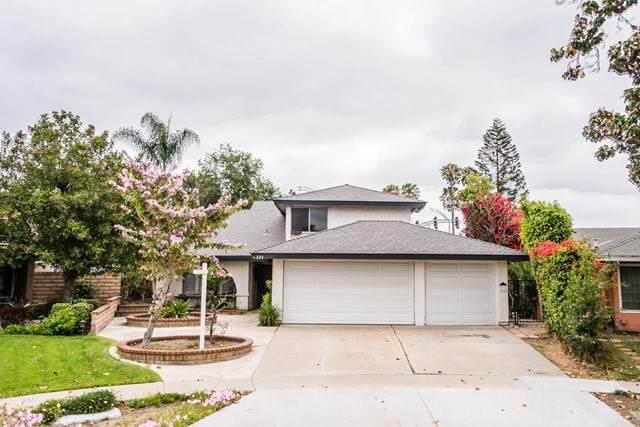226 Barbara Way, Anaheim, CA 92806 (#NDP2105448) :: Blake Cory Home Selling Team