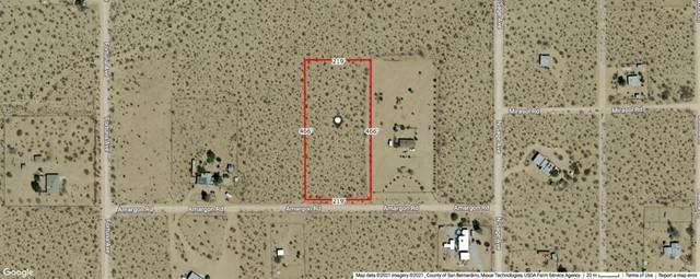0 Amargon Road, Landers, CA 92285 (#535227) :: Berkshire Hathaway HomeServices California Properties