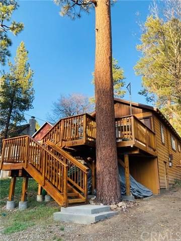 579 Vista Lane, Big Bear, CA 92315 (#EV21097370) :: Berkshire Hathaway HomeServices California Properties
