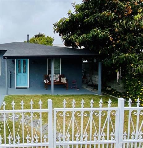 4625 W 145th Street, Lawndale, CA 90260 (#SB21105370) :: Berkshire Hathaway HomeServices California Properties
