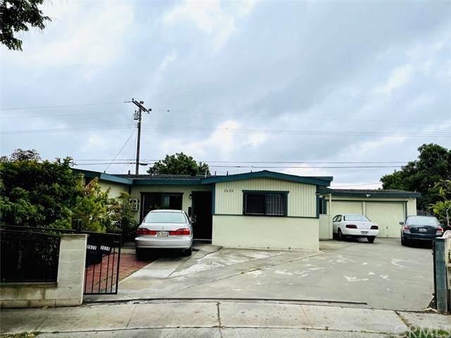 2620 2622 W 9th Street, Santa Ana, CA 92703 (#OC21105964) :: Blake Cory Home Selling Team