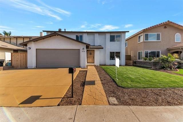 2035 Toboggan Way, San Diego, CA 92154 (#PTP2103367) :: Rogers Realty Group/Berkshire Hathaway HomeServices California Properties