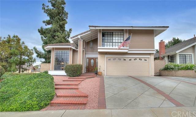 69 Rising Hill Road, Phillips Ranch, CA 91766 (#TR21104967) :: The Parsons Team