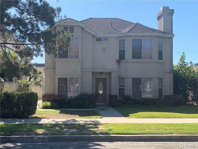 158 Alta Street C, Arcadia, CA 91006 (#AR21106063) :: Rogers Realty Group/Berkshire Hathaway HomeServices California Properties