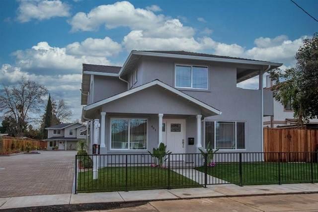 401 Douglas Place, San Jose, CA 95126 (#ML81844384) :: Swack Real Estate Group | Keller Williams Realty Central Coast