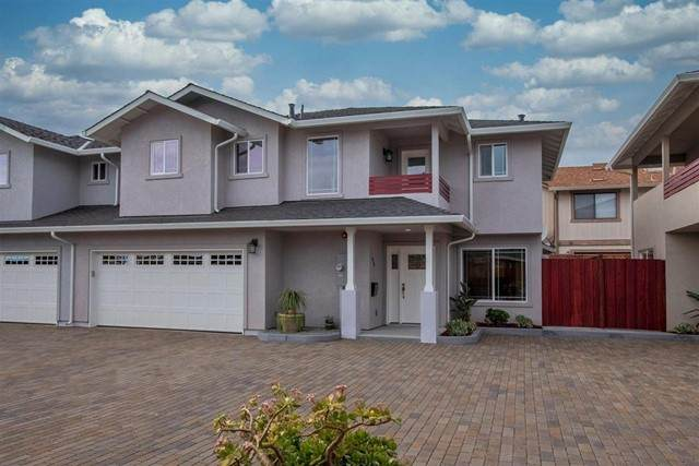 413 Douglas Place, San Jose, CA 95126 (#ML81844387) :: Swack Real Estate Group | Keller Williams Realty Central Coast