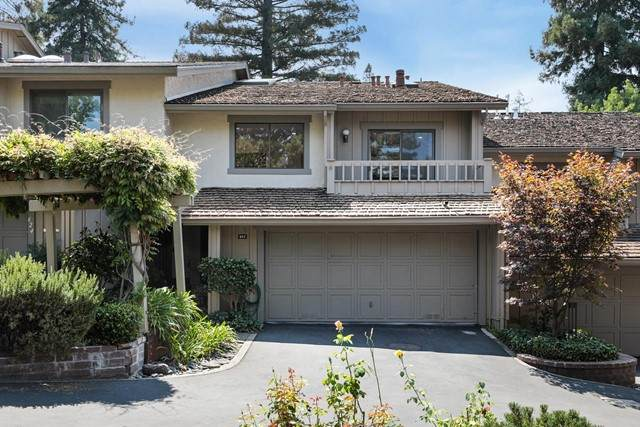622 Sand Hill Circle, Menlo Park, CA 94025 (#ML81844404) :: Blake Cory Home Selling Team