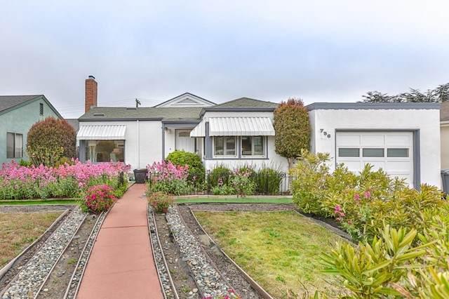 756 Acacia Avenue, San Bruno, CA 94066 (#ML81844407) :: Blake Cory Home Selling Team