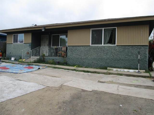 250 E Park Avenue, San Ysidro, CA 92173 (#PTP2103384) :: The Kohler Group