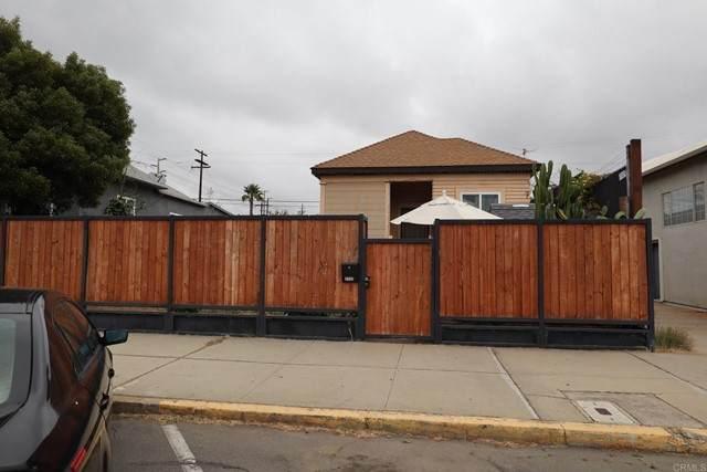 2122 Newton Avenue, San Diego, CA 92113 (#PTP2103386) :: Millman Team