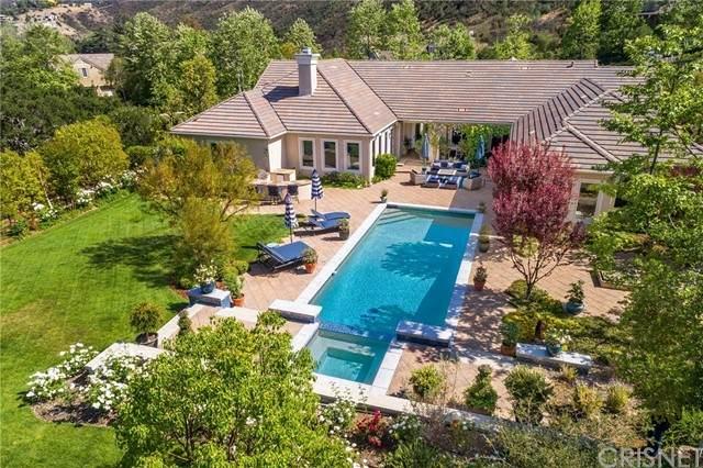 2085 Shadow Creek Drive, Agoura Hills, CA 91301 (#SR21106110) :: Powerhouse Real Estate