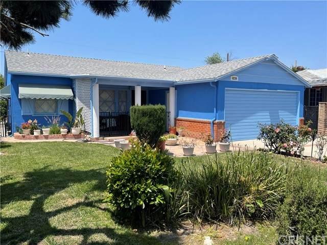 6239 Radford Avenue, North Hollywood, CA 91606 (#SR21106608) :: Millman Team