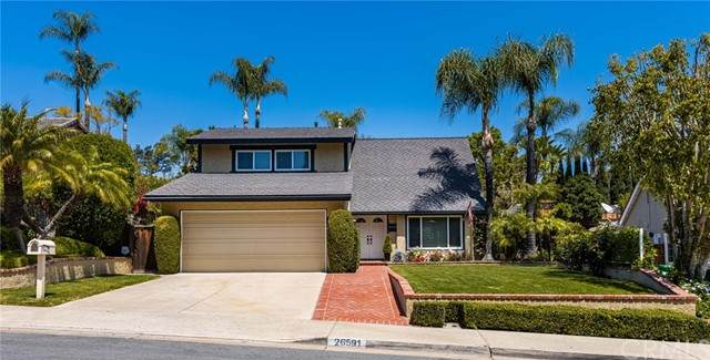 26591 Fresno Drive, Mission Viejo, CA 92691 (#PW21096109) :: Millman Team