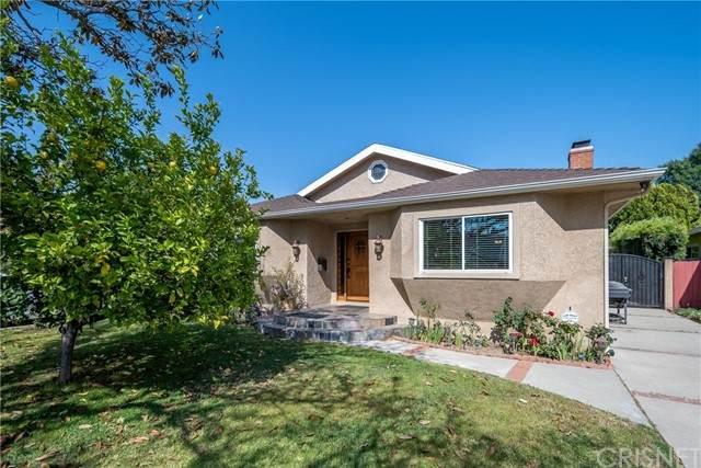 5712 Colbath Avenue, Valley Glen, CA 91401 (#SR21105860) :: Millman Team