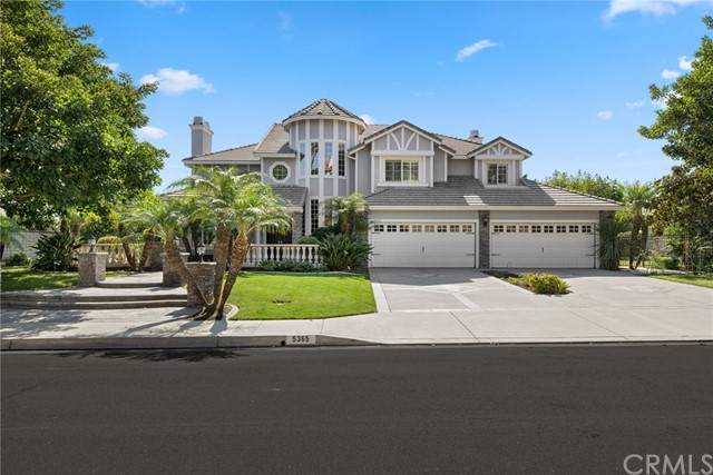 5365 Kodiak Mountain Drive, Yorba Linda, CA 92887 (#PW21103816) :: Millman Team