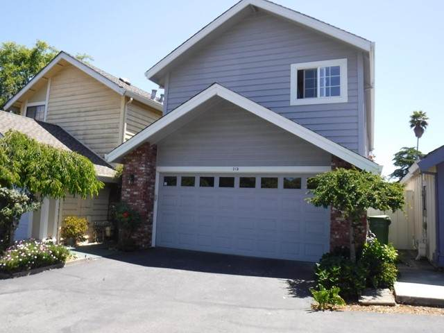 315 Lockewood Lane, Scotts Valley, CA 95066 (#ML81844498) :: Swack Real Estate Group   Keller Williams Realty Central Coast