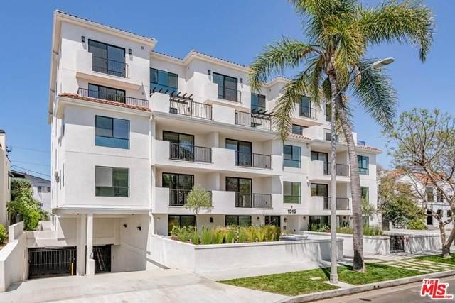 1515 S Holt Avenue #103, Los Angeles (City), CA 90035 (#21733808) :: Millman Team