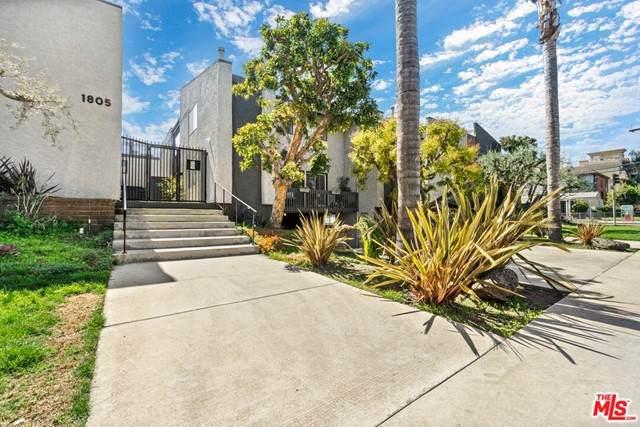 1805 S Barrington Avenue #10, Los Angeles (City), CA 90025 (#21733462) :: Millman Team