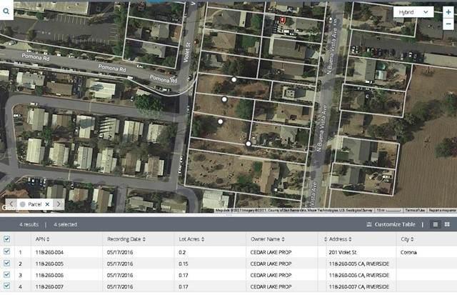 201 Violet Street, Corona, CA 92882 (#535335) :: Millman Team