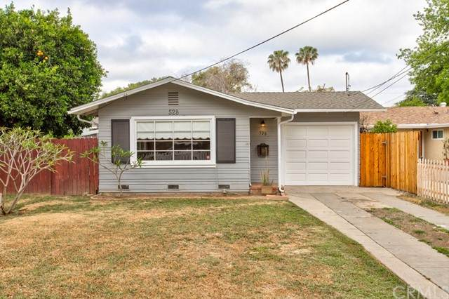 528 S Grand Street, Orange, CA 92866 (#PW21106813) :: Millman Team