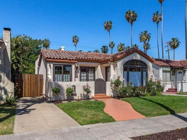 829 Bird Avenue, San Jose, CA 95125 (#ML81844521) :: Millman Team