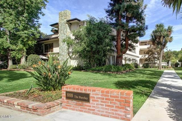 888 S Orange Grove Boulevard 1E, Pasadena, CA 91105 (#P1-4802) :: Millman Team