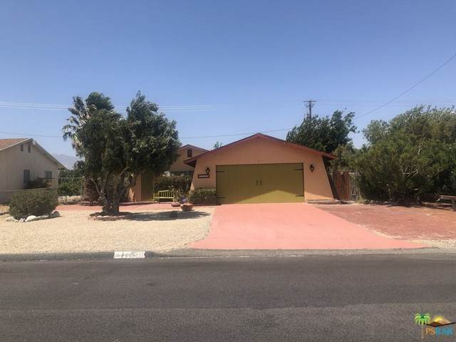 60220 Palm Oasis Avenue, Palm Springs, CA 92262 (MLS #21733836) :: Desert Area Homes For Sale