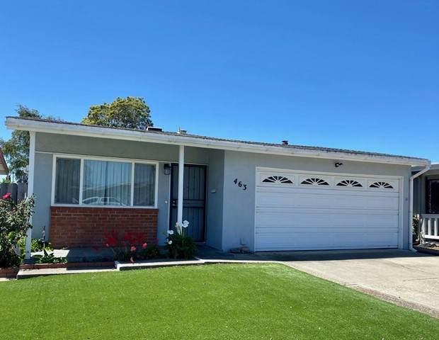 463 Argos Circle, Watsonville, CA 95076 (#ML81844532) :: Millman Team