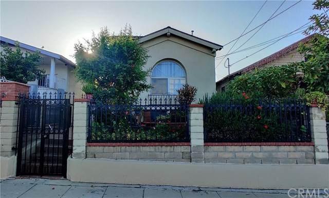 127 N Savannah Street, Los Angeles (City), CA 90033 (#CV21106892) :: Millman Team