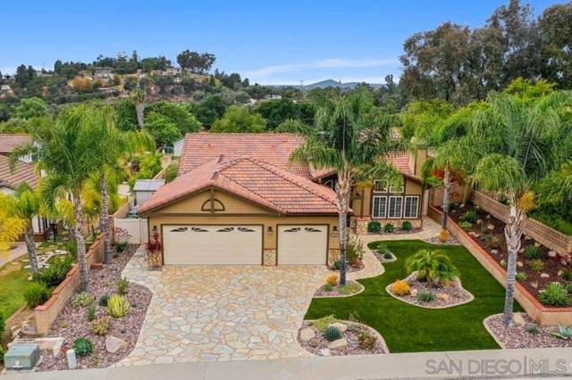 14420 Silver Heights Road, Poway, CA 92064 (#210013365) :: Millman Team