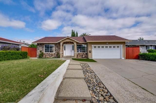 2429 Greengate Drive, San Jose, CA 95132 (#ML81844538) :: Millman Team