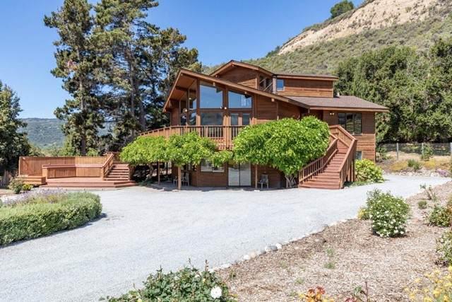 27620 Selfridge Lane, Carmel Valley, CA 93923 (#ML81844210) :: The Marelly Group | Sentry Residential