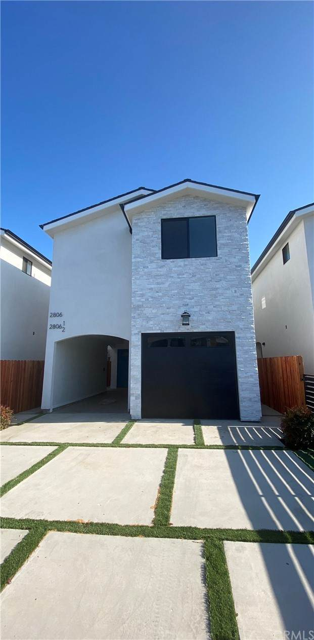 2806 Cudahy Street, Walnut Park, CA 90255 (#DW21107299) :: RE/MAX Masters