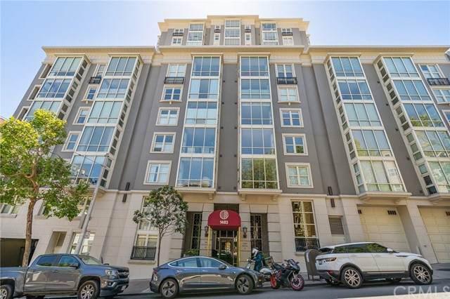 1483 Sutter Street #1001, San Francisco, CA 94109 (#OC21105737) :: Latrice Deluna Homes
