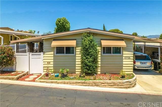 27729 Moonridge Lane, Castaic, CA 91384 (#SR21107397) :: Wahba Group Real Estate | Keller Williams Irvine