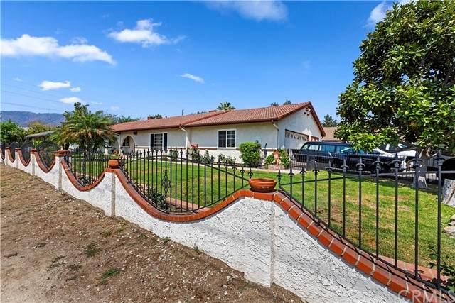 836 N Amelia Avenue, San Dimas, CA 91773 (#CV21104352) :: The Marelly Group | Sentry Residential