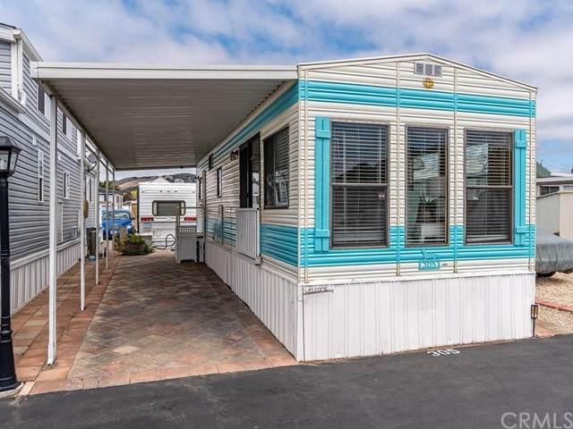 200 South Dolliver #305, Pismo Beach, CA 93449 (#NS21107232) :: Latrice Deluna Homes