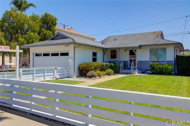 5418 Halison Street, Torrance, CA 90503 (#SB21107171) :: Powerhouse Real Estate
