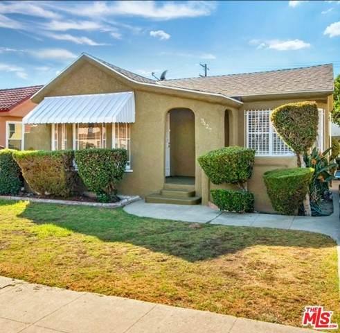 3427 S Victoria Avenue, Los Angeles (City), CA 90016 (#20653342) :: Swack Real Estate Group | Keller Williams Realty Central Coast